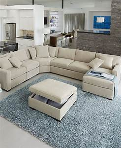 radley fabric sectional sofa collection created for macy With radley fabric sectional sofa living room furniture collection