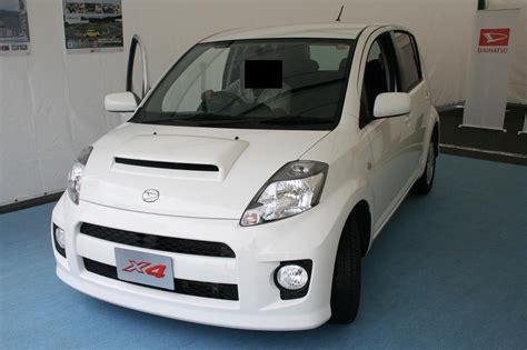 Daihatsu Boon Turbo