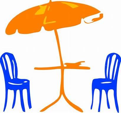 Clip Umbrella Clker Seats