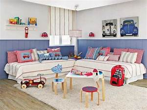 15 headboard design ideas for a shared kids bedroom With bedroom design ideas for kids