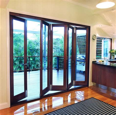 17 best ideas about accordion glass doors on
