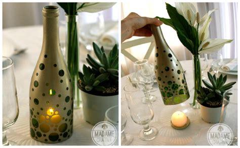 wine bottle candle holder beautiful wine bottle candle holder home designing