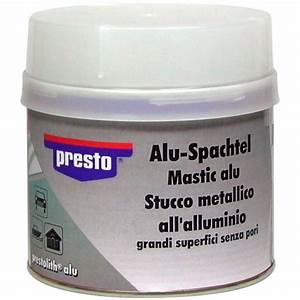 Mastic Pour Métal : mastic aluminium feu vert ~ Edinachiropracticcenter.com Idées de Décoration