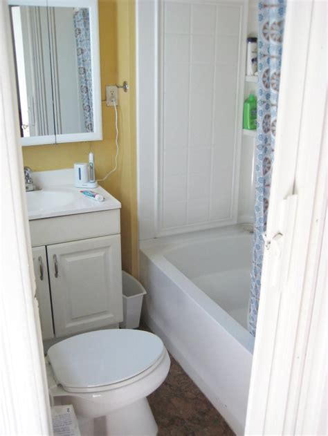 Modern Bathroom Small Space by Small Space Modern Bathroom Jones Hgtv