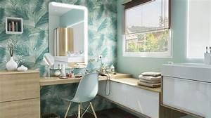 Tendance Papier Peint Couloir : tapisserie tendance salon familian ~ Melissatoandfro.com Idées de Décoration