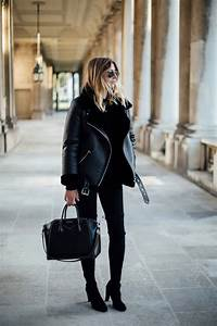 The 25+ best Shearling jacket ideas on Pinterest   Acne leather jacket Womenu0026#39;s aviator jackets ...