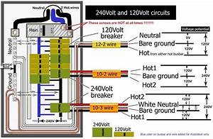 Wiring Diagrams   60 Amp Outdoor Subpanel Electrical Sub