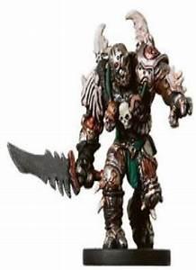 Crossroad Games - Warforged Barbarian - D&D Miniatures ...
