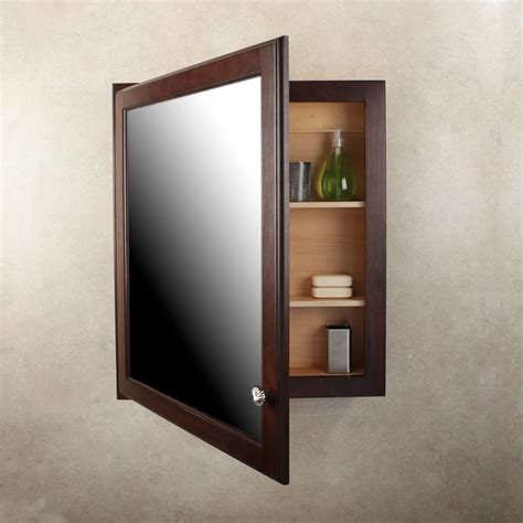 recessed medicine cabinet wood door impressive wooden recessed medicine cabinet design with