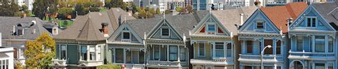 Rent San Francisco by Rooftop View Of Market 6th 1941 Sanfrancisco