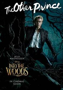 Into The Woods release Character Posters | Confusions and ...