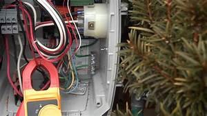 Grinder Pump Breakdown On Kastraki  Motor Relay