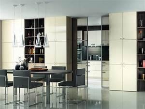 meubles de rangement moderne de salle a manger With salle À manger contemporaineavec armoire salle a manger