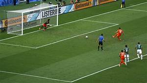 The only good penalty kick strategy is not having a ...