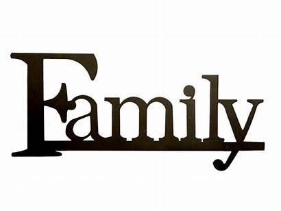 Word Clipart Clipartpanda Words Families Parents Children
