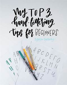 17 best ideas about calligraphy for beginners on pinterest With hand lettering supplies for beginners