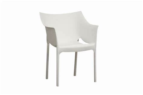 modern molded white plastic chairs indoor outdoor set