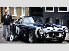 A story about the fate of Rob Walker's 1961 Ferrari 250 GT