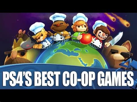 The Best Couch Coop Games On Ps4 Youtube
