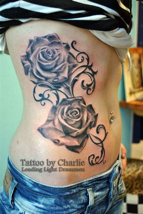 exquisite  incredible feminine tattoos  designs