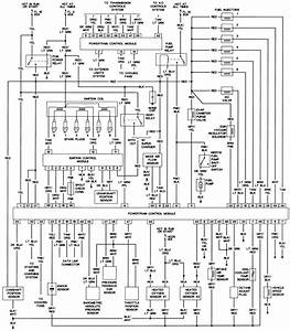 Wiring Diagram For 1994 Ford Thunderbird  Wiring  Free