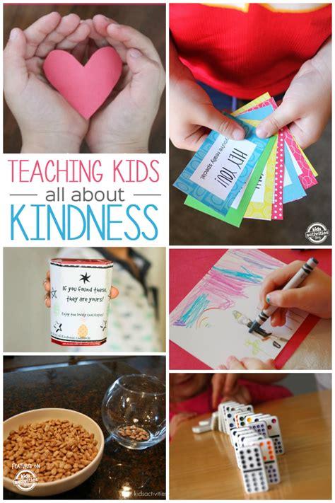 kindness activities  kids kids activities