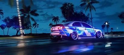 Nfs Heat 4k Speed Need Mitsubishi Lancer