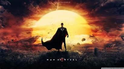 Superman Wallpapers 1080p Widescreen Steel Wide
