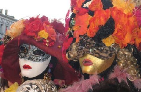 maschere  carnevale veneziane da stampare colorale