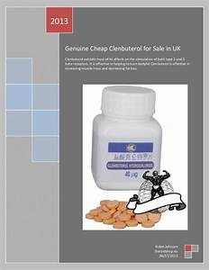 Genuine Cheap Clenbuterol For Sale In Uk