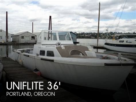 Commercial Fishing Boats For Sale In Oregon by Uniflite 36 Lcpl Landing Craft Personnel Boat For Sale In