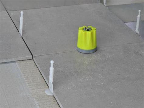 Floor Tile Leveling Spacers by Flooring Spacer Leveltec Profilitec