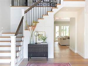 image result for modern farmhouse stair railing
