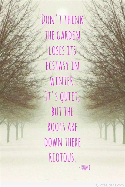 Wallpaper Of Poem by Winter Poems