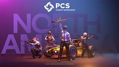 Pcs Pubg Showdown Charity Broadcasting Channels Welcome