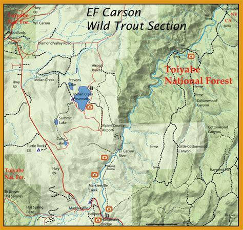 east fork carson river eastern sierra