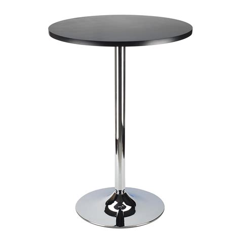 round high top table high top tables your guide to indoor outdoor surfaces
