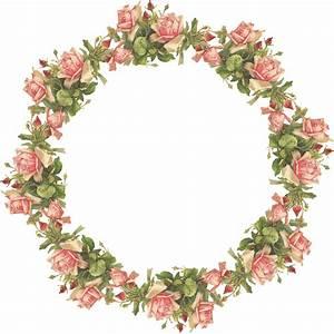 Download Flower Frame Png HQ PNG Image | FreePNGImg