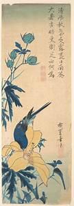 Utagawa Hiroshige: Blue Bird - Metropolitan Museum of Art ...