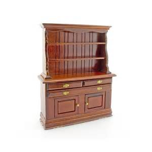 kitchen dollhouse furniture kitchen mahogany cupboard cabinet dollhouse furniture