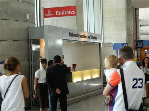 bureau emirates avis du vol emirates dubai en economique