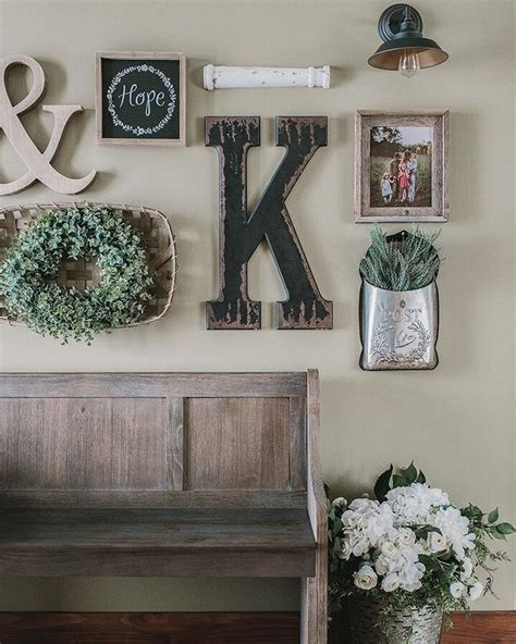 These rustic wall decor ideas will add the eclectic warmth and charm to your home you've been looking for. Rustic Gallery Wall Ideas Photo Displays https://silahsilah.com/design/rustic-gallery-wall-ideas ...