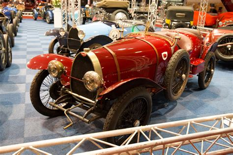 Bugatti Type 30 - 2015 Interclassics Brussels