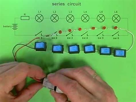 Series Circuit Leds How Does Work Youtube