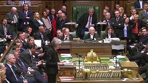 British lawmakers vote to try to stop no-deal Brexit - The ...