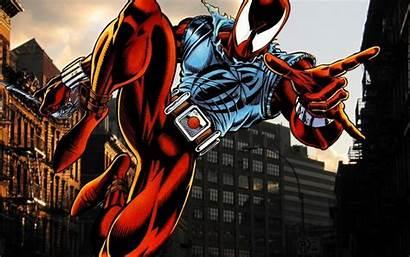 Scarlet Spider Wallpapers Ben Reilly Marvel Comics