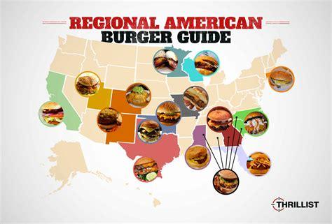 regional american burger styles popsugar food