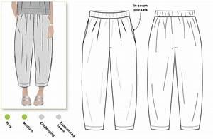 Ethel Designer Pant u2013 Style Arc