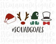 Nightmare Before Christmas Squad Goals Svg – 482+ Amazing SVG File
