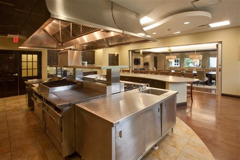 commercial kitchen island culinary kitchen project commercial